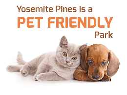 Yosemite Pines is Pet Friendly