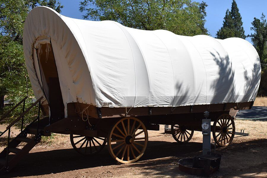 Conestoga Wagon 1 Sleeps 4 Yosemite Pines