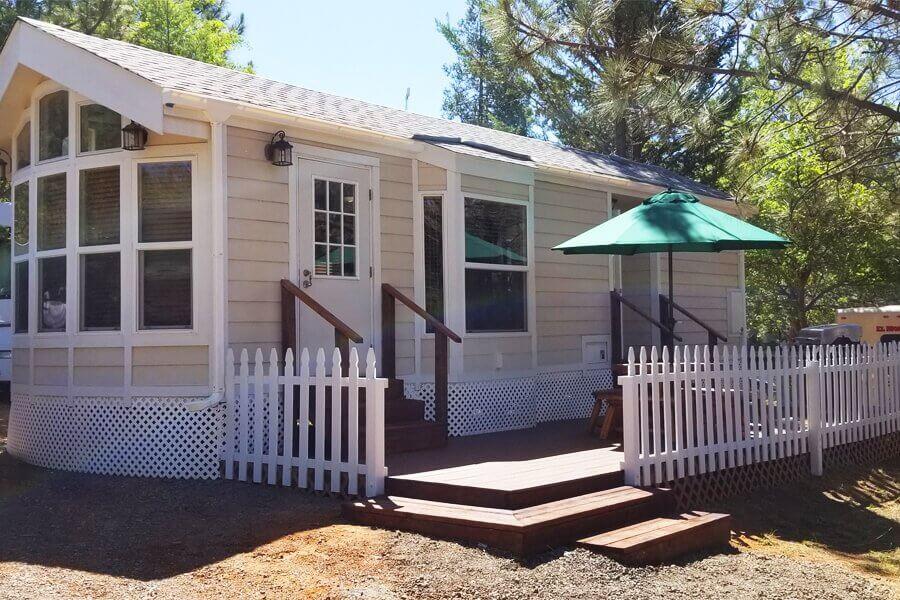 Elite Premium Cabin Sleeps 4 Yosemite Pines