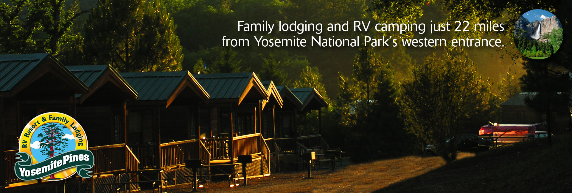 Yosemite Pines RV & Camping