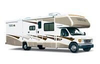 El Monte RV Rentals - Northern CA Locations