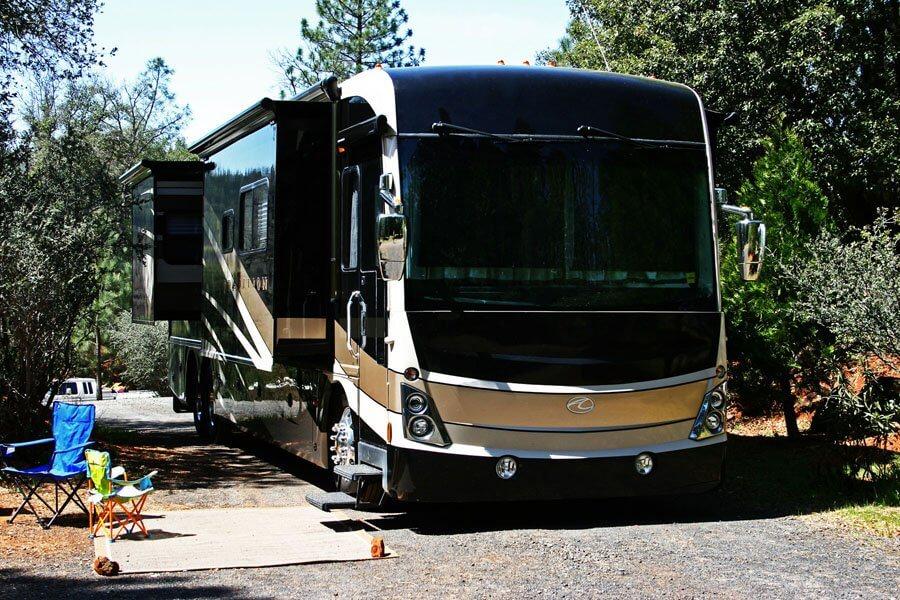 Yosemite RV Sites   Yosemite Tent Campsites