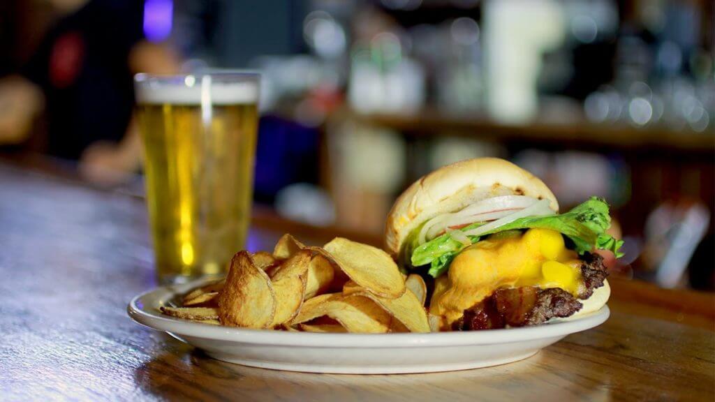 California Dream Eater visits Iron Door Saloon in Groveland